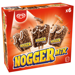 Langnese Nogger Mix 546ml