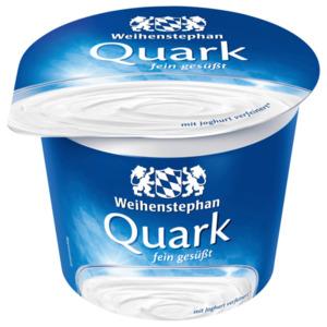 Weihenstephan Frischer Quark fein gesüßt 500g