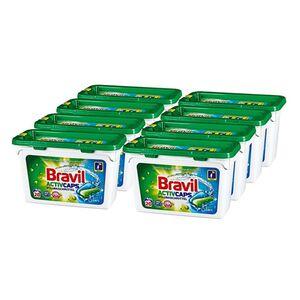 Bravil Caps Vollwaschmittel 20 WL, 8er Pack