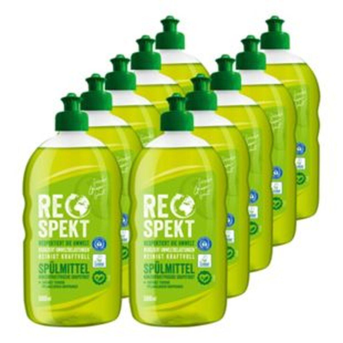 Bild 2 von Respekt Spülmittel Konzentrat 500 ml, 10er Pack