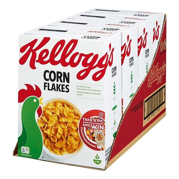 Kellogg's Cornflakes 360 g, 4er Pack