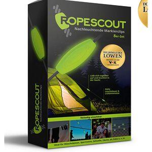 RopeScout Markierclip nachtleuchtend 8er-Set