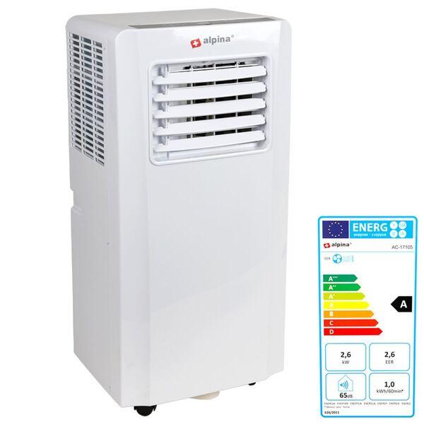 Alpina Klimagerät A007G-09C 9000 BTU
