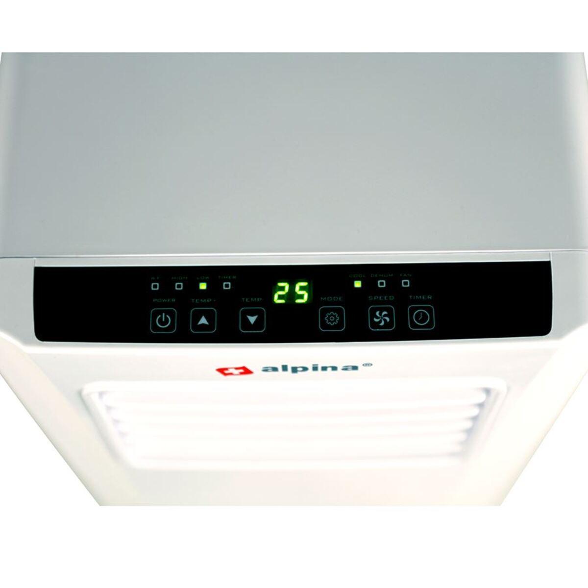 Bild 3 von Alpina Klimagerät A007G-09C 9000 BTU
