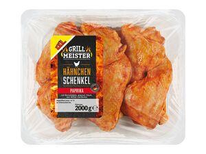 Hähnchenschenkel XXL-Packung