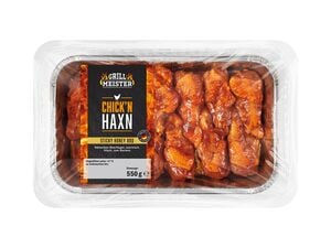 Chick'n Haxn
