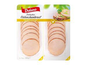 Delikatess-Hähnchenbrust, geschnitten