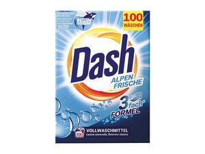 Dash Pulver 100 Wäschen