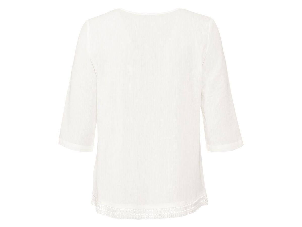 Bild 4 von ESMARA® Tunika Damen, mit Spitze, mit Baumwolle