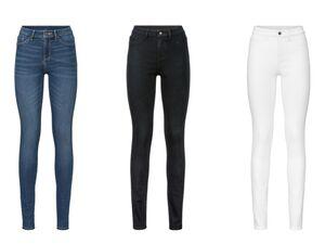 ESMARA® Jeans Damen, Slim Fit, im 5-Pocket-Style, mit Baumwolle