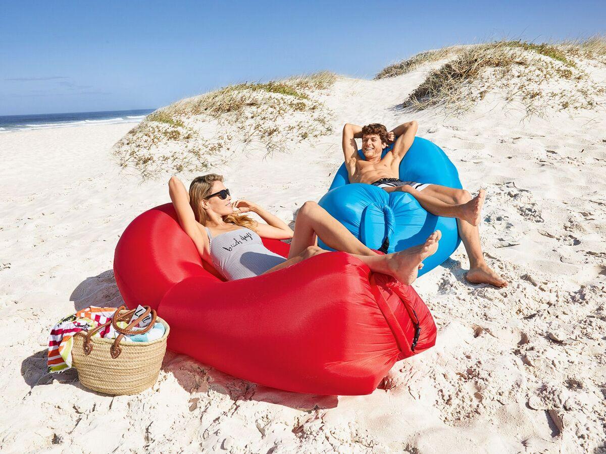 Bild 2 von CRIVIT® Airlounge, Camping, Belastbarkeit bis 200 kg, inklusive Tragetasche