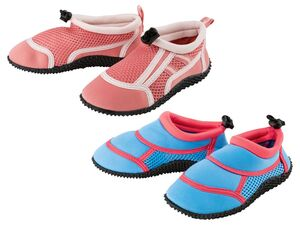 LUPILU® Kleinkinder Wasserschuhe Mädchen, leicht, flexible Laufsohle