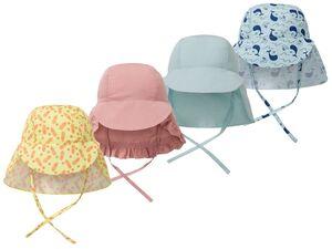 LUPILU® Baby Mütze, UV-Schutz 50+, ultraleicht, schnelltrocknend