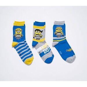 Kinder Socken, 3er Pack