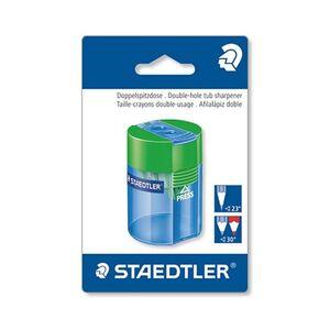 Staedtler Schulmaterialien - Dosenspitzer grün/blau