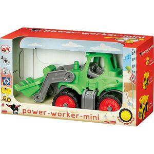 Power Worker Mini Traktor