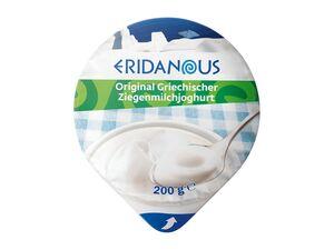 Ziegenmilchjoghurt nach griechischer Art