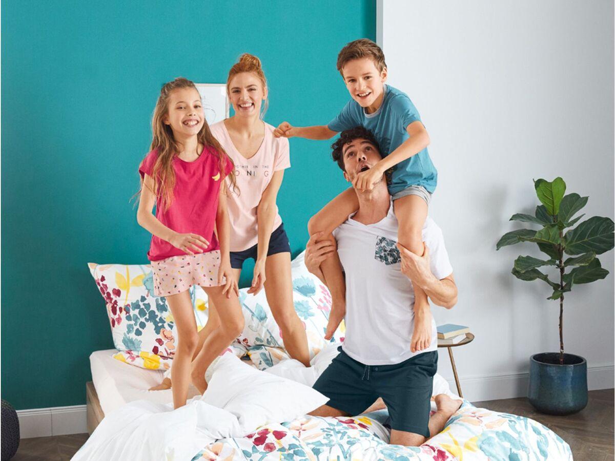 Bild 5 von LIVERGY® Schlafshirt Herren, mit Baumwolle