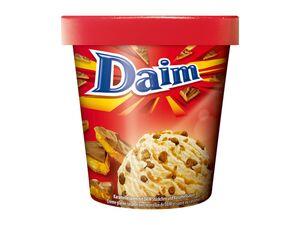 Daim/Milka/ Oreo Eiscreme