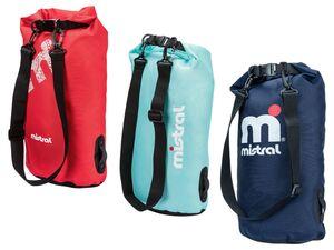 mistral Dry Bag, 20 l, Rollverschluss, abnehmbarer Schultergurt