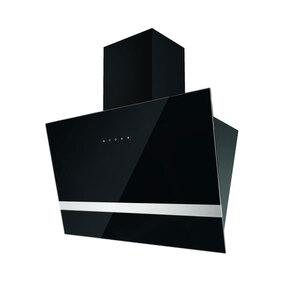 """Schräghaube """"CH24060SA"""", 60 cm, schwarz"""