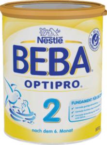 Nestlé BEBA Nestlé BEBA OPTIPRO 2 Folgemilch nach dem 6.Monat