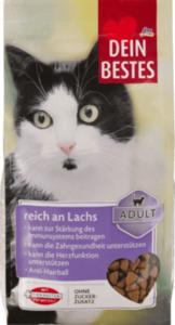 Dein Bestes Trockenfutter für Katzen, Adult reich an Lachs