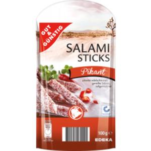 Gut & Günstig Salami-Sticks