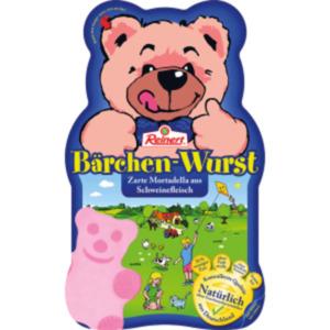 Reinert Bärchen-Wurst