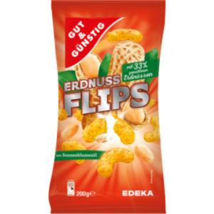 Gut & Günstig Erdnussflips