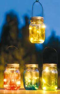 LED-Solarlampe