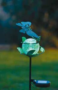 Solar-Schmetterlingslampe