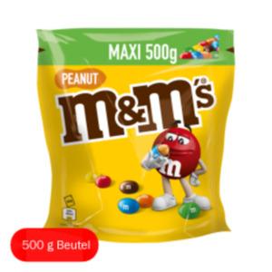 M&M's Peanut Partybeutel