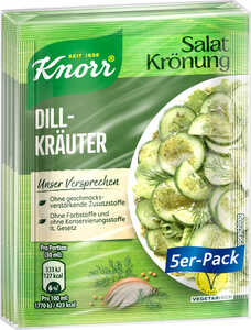 KNORR  Salat-Krönung