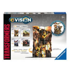 Ravensburger 4S Vision Puzzle Transformers