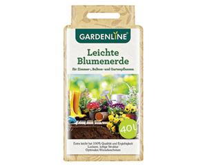 GARDENLINE®  Leichte Blumenerde