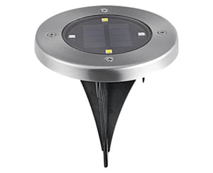GARDENLINE®  LED-Solar-Bodenleuchte