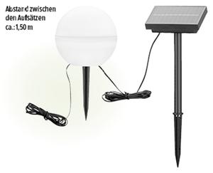 CASA Deco Solar-Bodenlichterkette