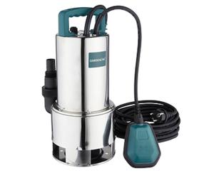 GARDENLINE®  Schmutzwasser-Pumpe