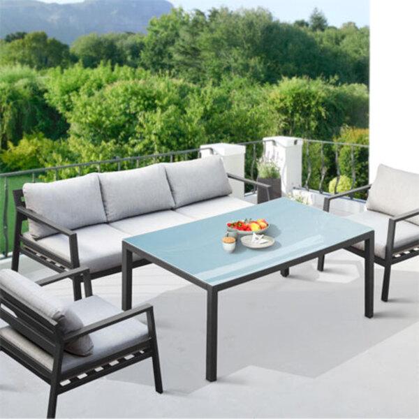 Aluminium-Garten-Set