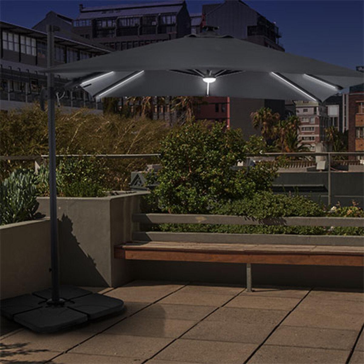Bild 1 von LED-Alu-Ampelschirm