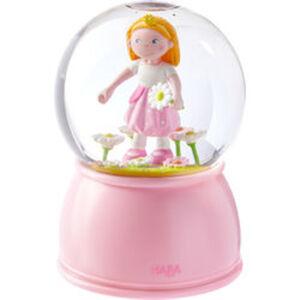 HABA LED-Schlummerlicht-Schneekugel Prinzessin