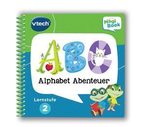 Vtech MagiBook Alphabet Abenteuer Lernstufe 2