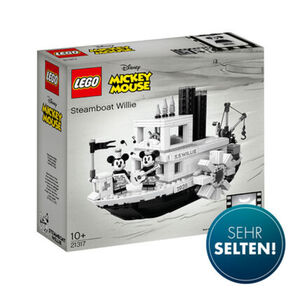 LEGO® Mickey Mouse - 21317 Steamboat Willie