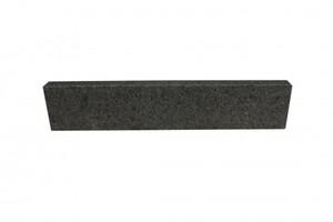 TrendLine Kantenstein Carbon Black ,  100x20x6 cm, allseits gesägt