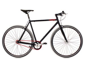 KS Cycling 28 Zoll Fahrrad Fixed Gear Bike Essence
