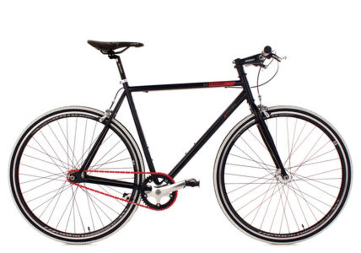 Bild 1 von KS Cycling 28 Zoll Fahrrad Fixed Gear Bike Essence