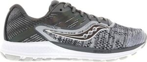 Saucony RIDE 10 HEATHERED CHROMA - Damen Neutralschuhe