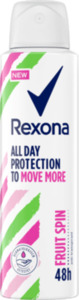 Rexona Deo Spray Atitranspirant Fruit Spin