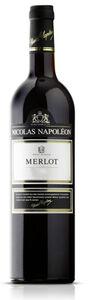 Nicolas Napoléon Merlot 2018 0,75 ltr